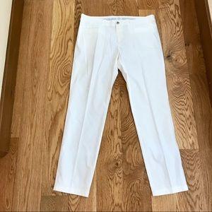 BOGNER SPORTS WHITE LEISURE PANT